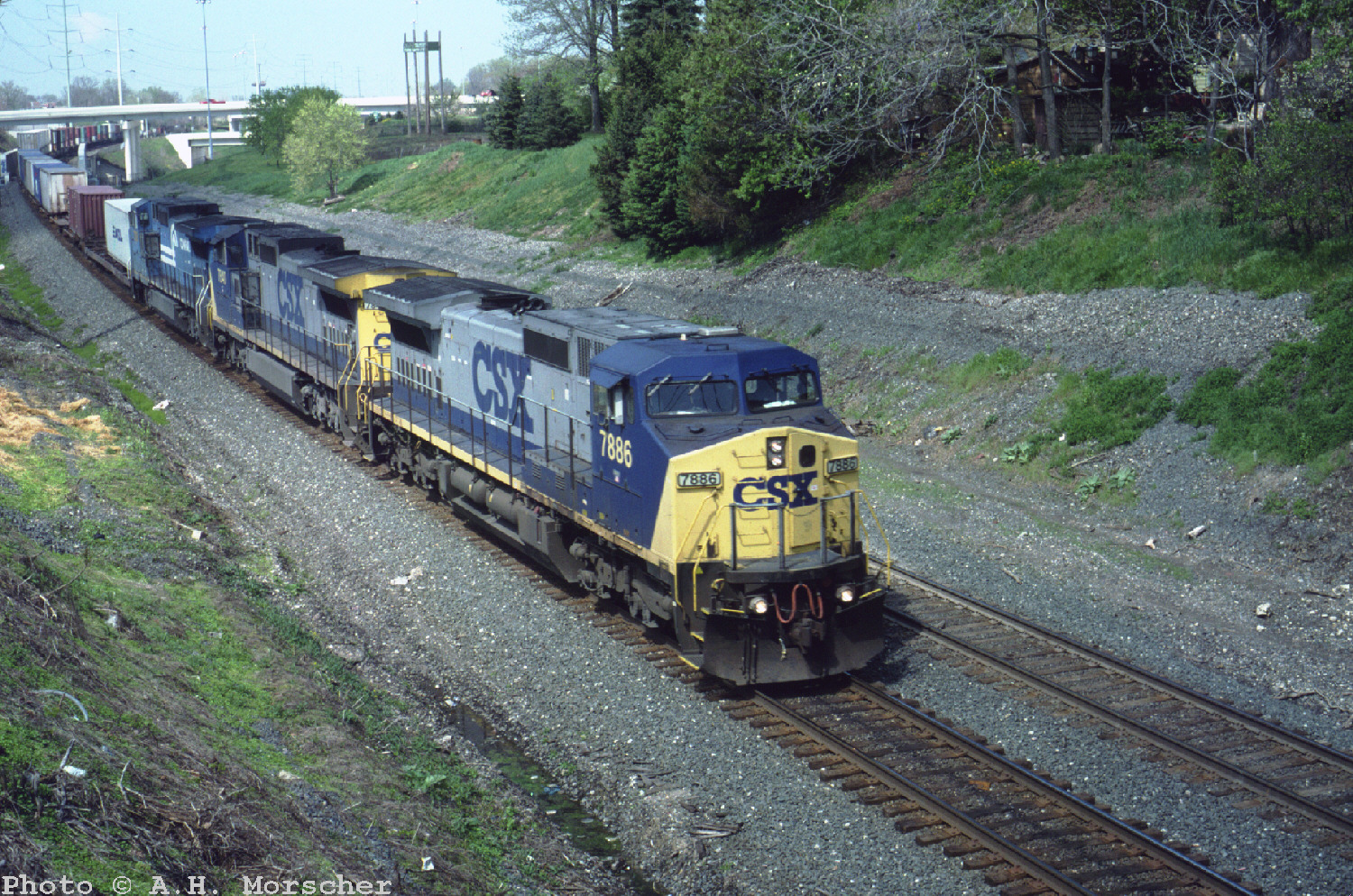 Morscher S 2003 Railroad Images Sorted By Date